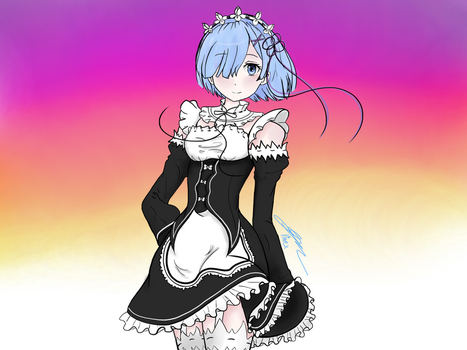 Rem by Vieveish