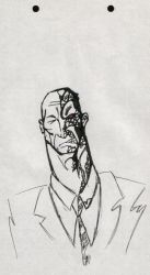 Two Face by doncroswhite