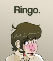 Ringo. by nowand4ever