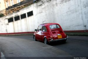Fiat 500 Abarth by SourireCreation