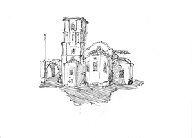 St. Lazarus church by leasel