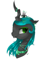 jade chrysalis by nutty-stardragon