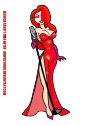 Jessica Rabbit Ever After by Inspector97