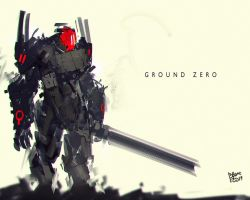 Ground Zero by benedickbana