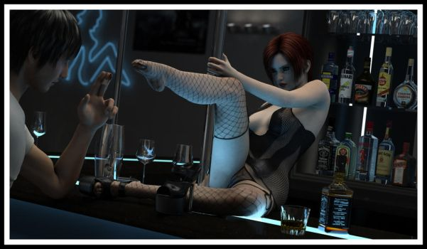 Club Bar Part I by CgGirls