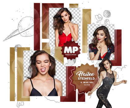 PACK PNG 1037| HAILEE STEINFELD. by MAGIC-PNGS