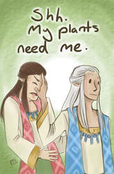 SS : Can't you hear them by fruits-basket-head