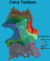 Main Continent Map by Aldeas