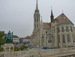 St. Matthias Church XII by setanta5