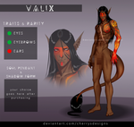 - closed- 24H AUCTION - Valix #141 by CherrysDesigns