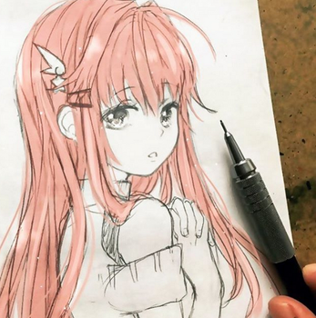 doodle by LavenderIced