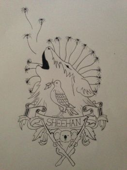 Tattoo Design #2 by DC-Pyrography