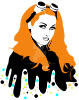 Becky Lynch - WWE digital fan art by Jsfanart