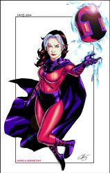 ROGUE MAGNETO 2 by DeadDog2007