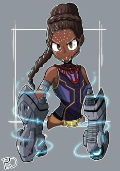 Shuri by Warlic217
