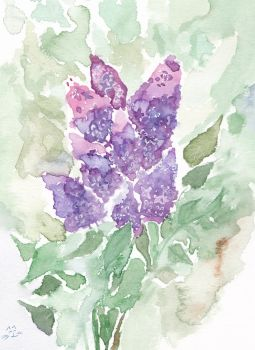 Day 110: Lilacs by cedarlili