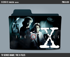 The Xfiles folder icon by kasbandi