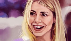 Rose Tyler 2 by ImperfectSoul