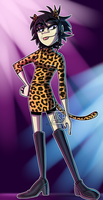 Jaguar Outfit Noods by Ashesfordayz