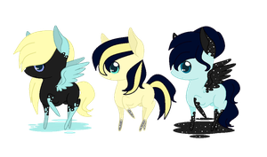 Inky Breedable Batch for Bluesapphire97* (CLOSED) by Kat-of-the-Night