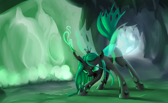 I Can Protect My Subjects From You by NadnerbD