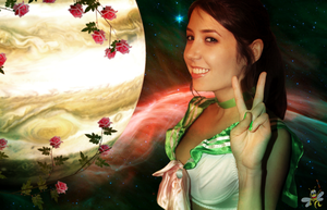 Makoto Kino (Misty Gates - Sailor Jupiter) by LittleBee8705