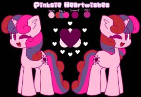 Pinksie's reference sheet by PinksieHeartwishes