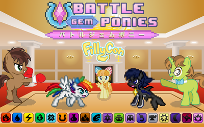 FillyCon Promo by YotesGames