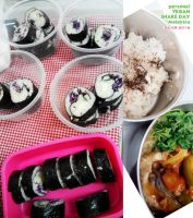 VEG sushi for my colleagues02 by Doll1988