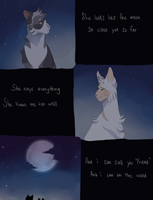 we dont have to speak tonight by blackthesa