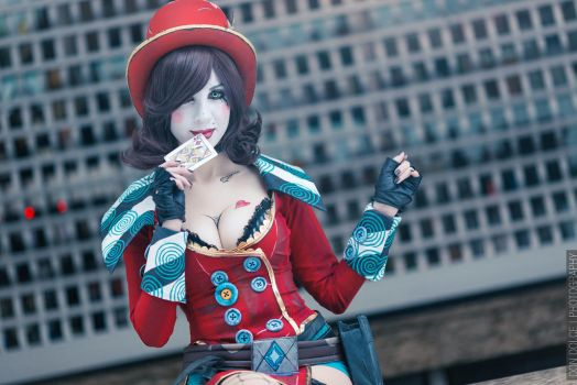 Moxxi 9 by weirdtakoyaki
