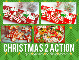 Christmas Action 2 by glambertemma