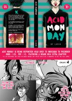 Acid Monday Reprint! by llllucid