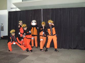 Otakon 2008 - Narutos Again by Shirukai