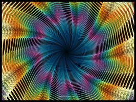 Psychedelic Tunnel II by psion005