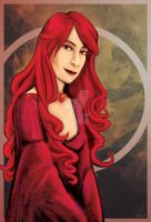 Melisandre by affectionateTea