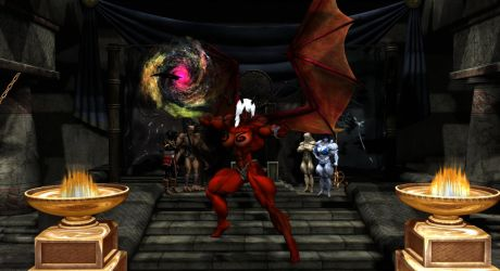 The Red Dragon 3D Complete 2 by TheRedCrown