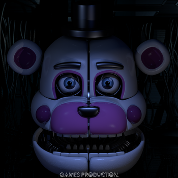 Funtime Freddy WIP by GamesProduction