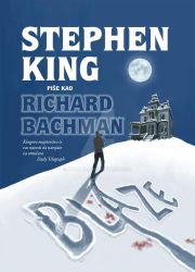 Blaze by STEPHEN KING by ticulin