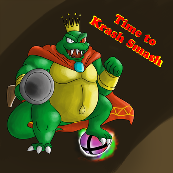 Krash Smash by ToppleTheStrange