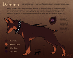 Damien Ref by Dioptasy