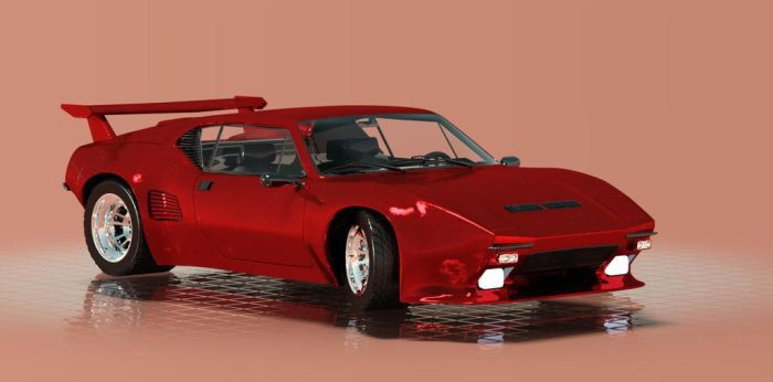 Pantera by TheRedCrown