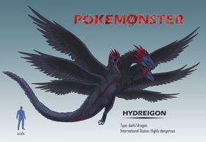 Pokemonster - Hydreigon