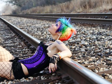 Rainbow by UndercoverEnvy