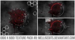 (800 x 600)TEXTURE PACK #8 - MELLI'S EDITS by MellisEdits