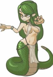 MonsterGirl_020 Lamia by MuHut