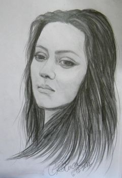 B2 on A4 paper by Psyche-psyche