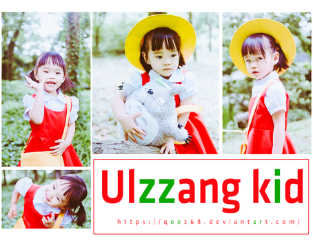 Photo pack #2 Ulzzang kid by qee268