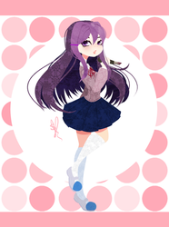 .:: Yuri ::. +Speedpaint by OpalesquePrincess