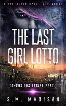 Book Cover Design for The Last Girl Lotto by ebooklaunch